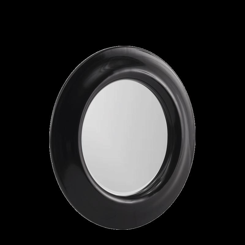 Round Thick Mirror