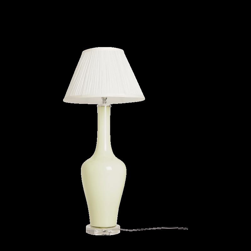 Tanya Lamp in Lime
