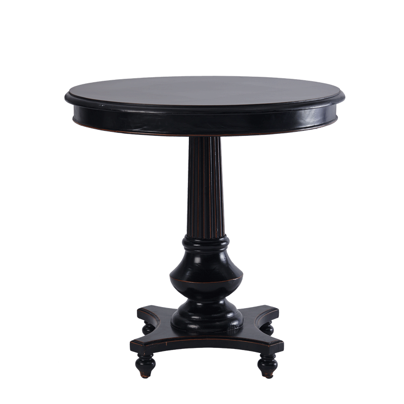 Bourbon Round Café Table