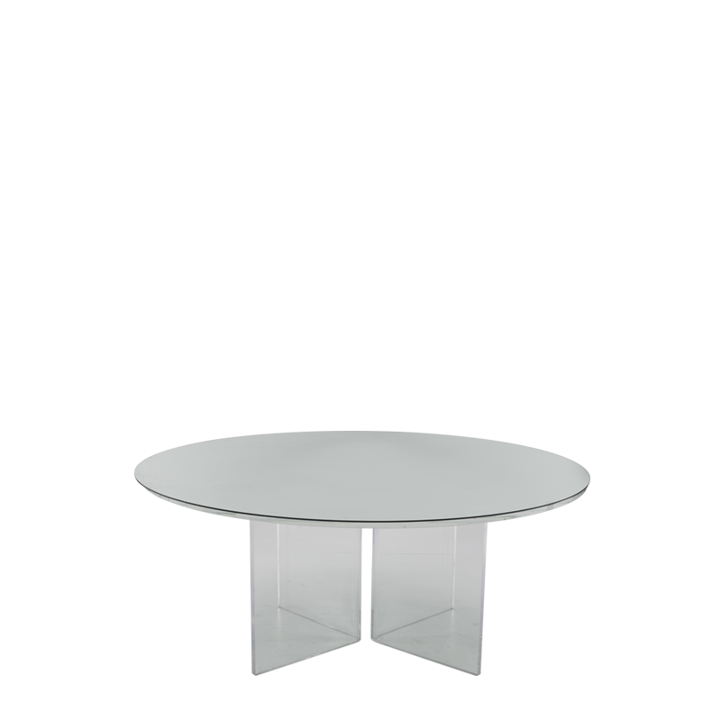 Mirror Table Top 5ft