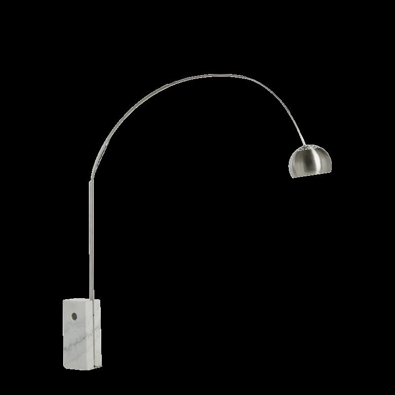 Castiglioni Floor Lamp