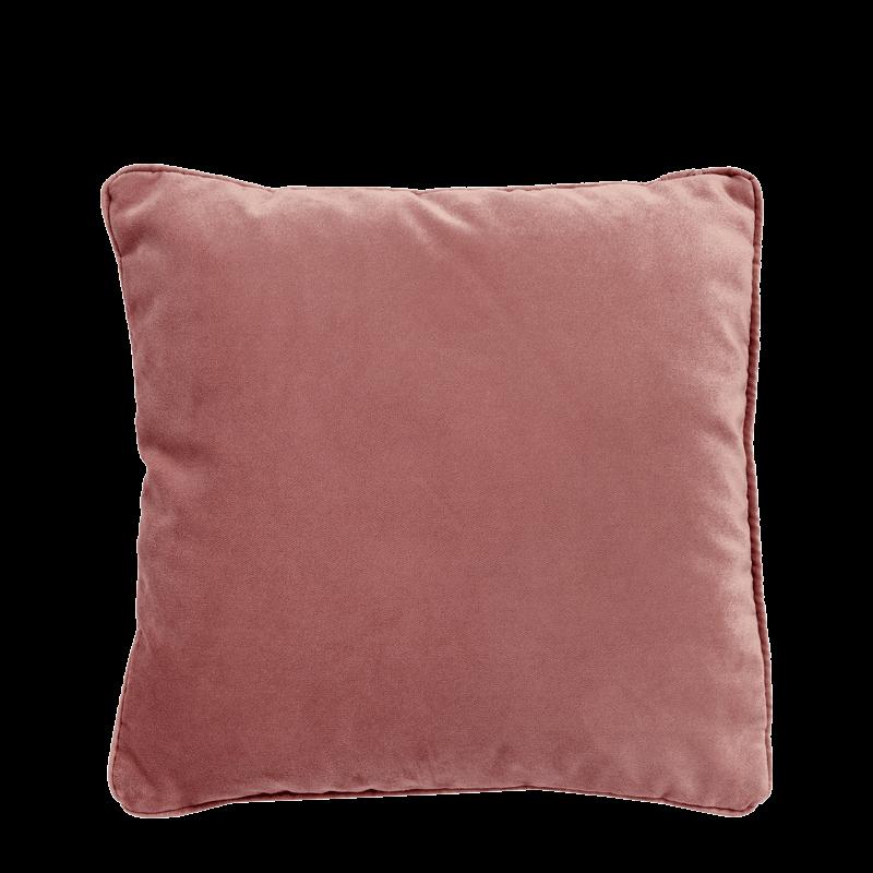 Old Rose Velvet Cushion