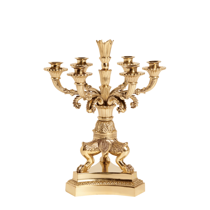 Lucie 7 Arms Candelabra