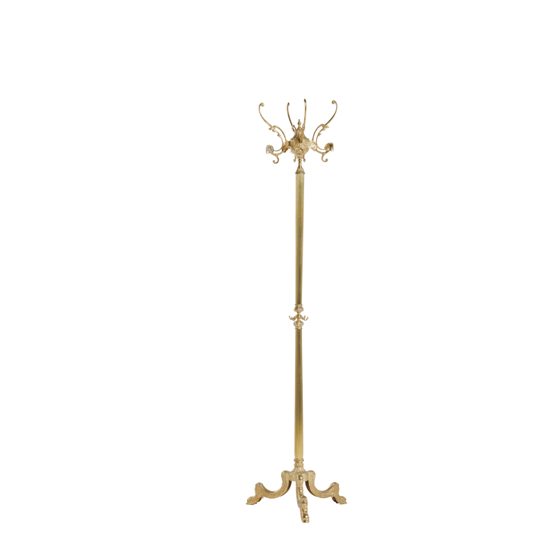 Napoleon Coat Rack Gold
