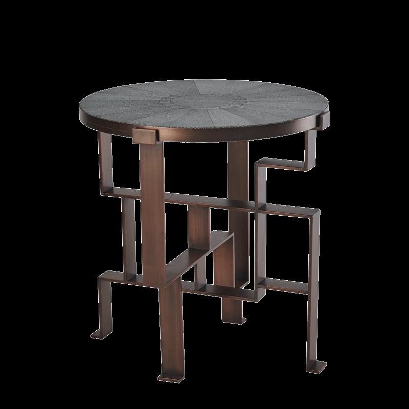 Puzzle Café Table