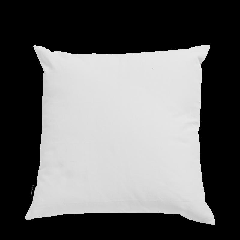 Pale White Cushion