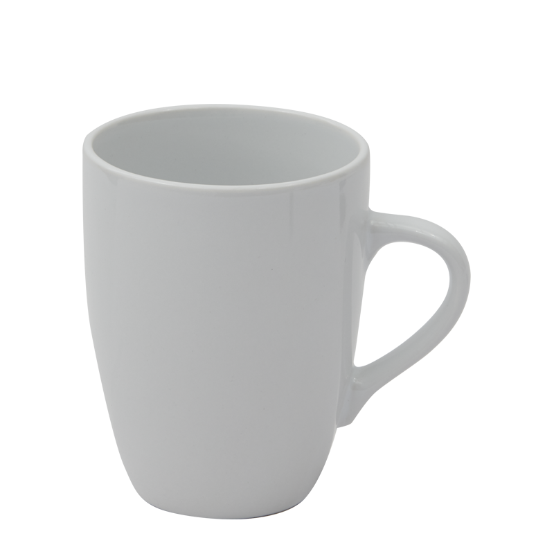 White mug 39 cl