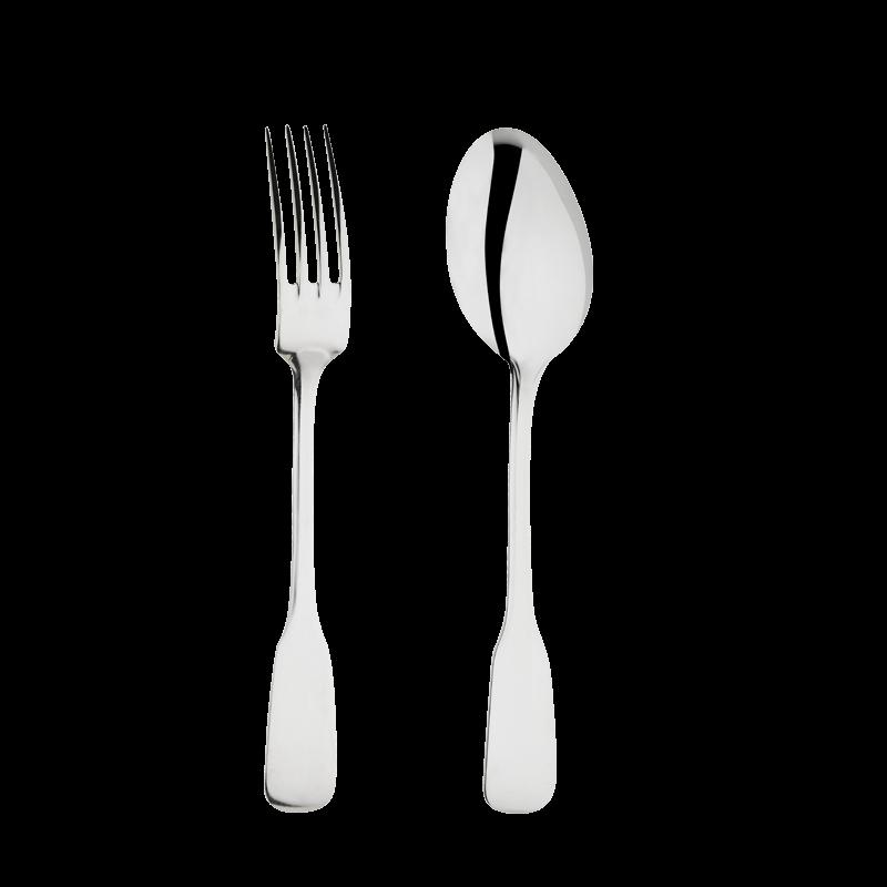 Silver service sets