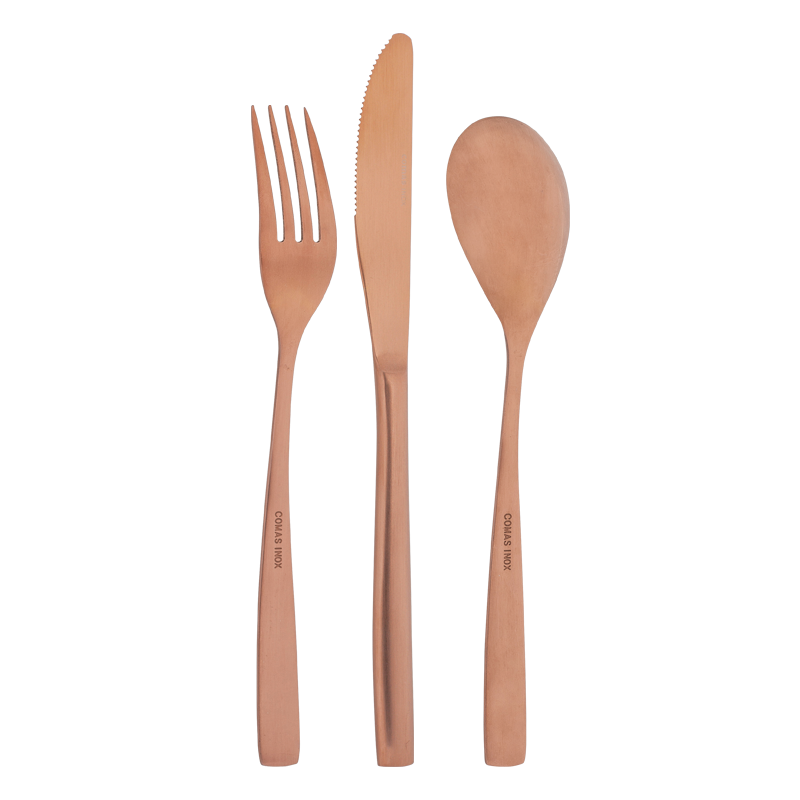 Neo copper Cutlery
