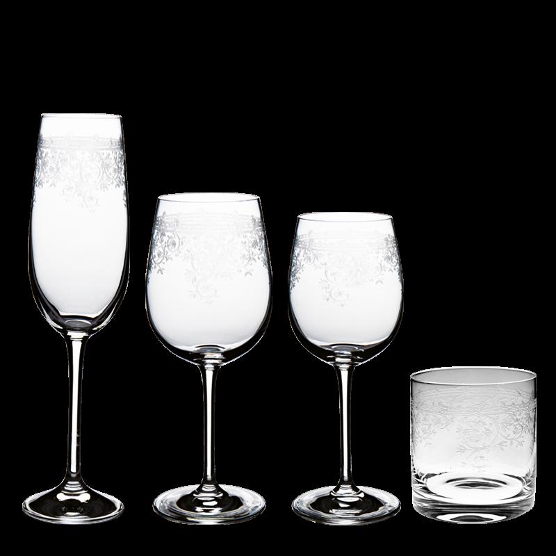Trianon Ciselé Glasses