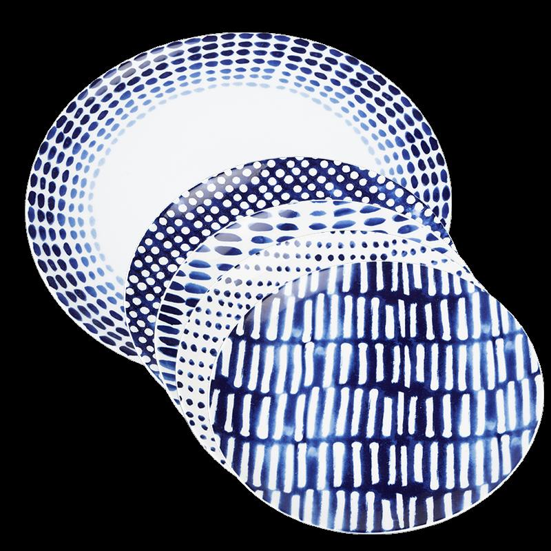 Andalouse Plates