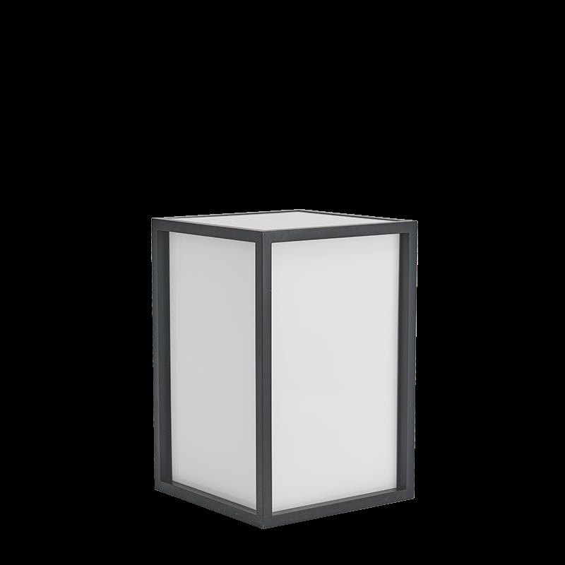 Unico Square Bar Unit with Black Frame