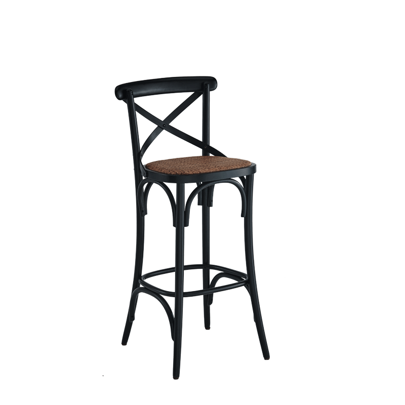 Coco Bar Stool in Black