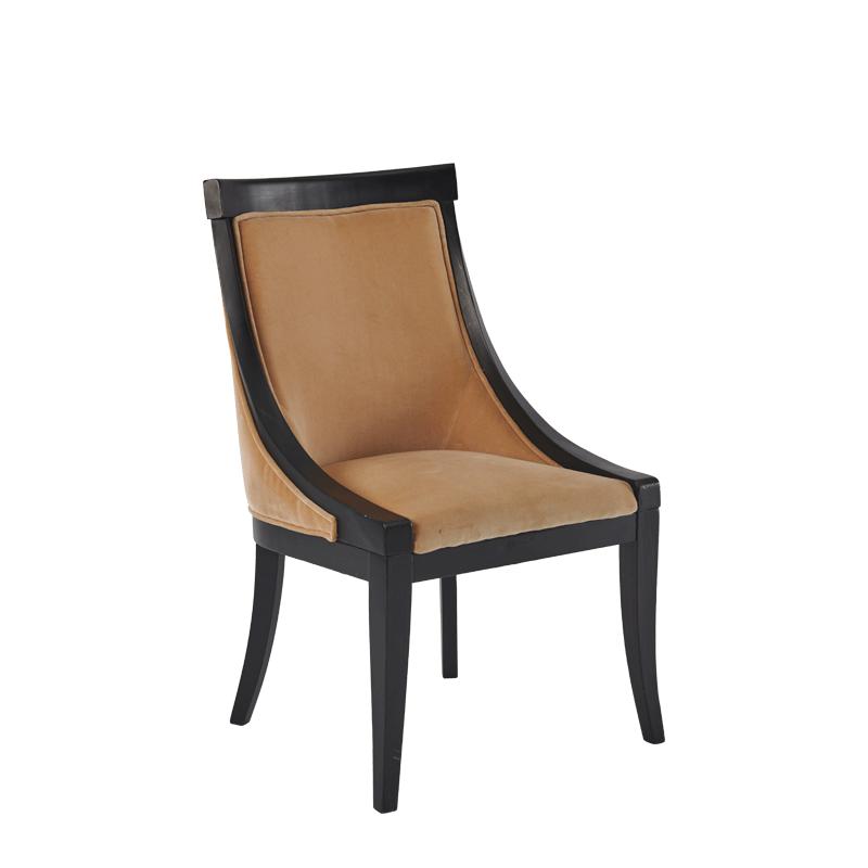 Sabrina Chair in Black