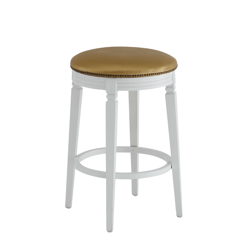 Beli Bar Stool White
