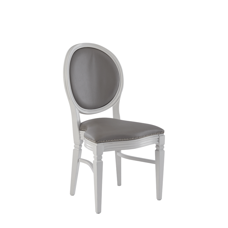 Chandelle Chair in White