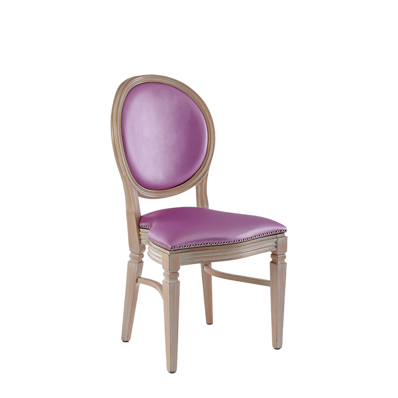 Chandelle Chair in Ivory