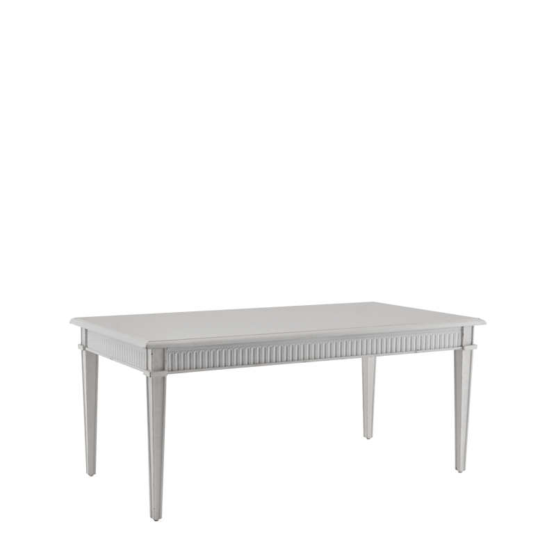 Sandstone Rectangular Dining Table