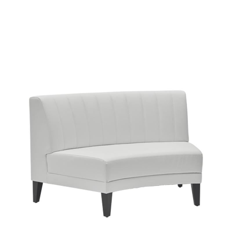Infinito F Curved Sofa
