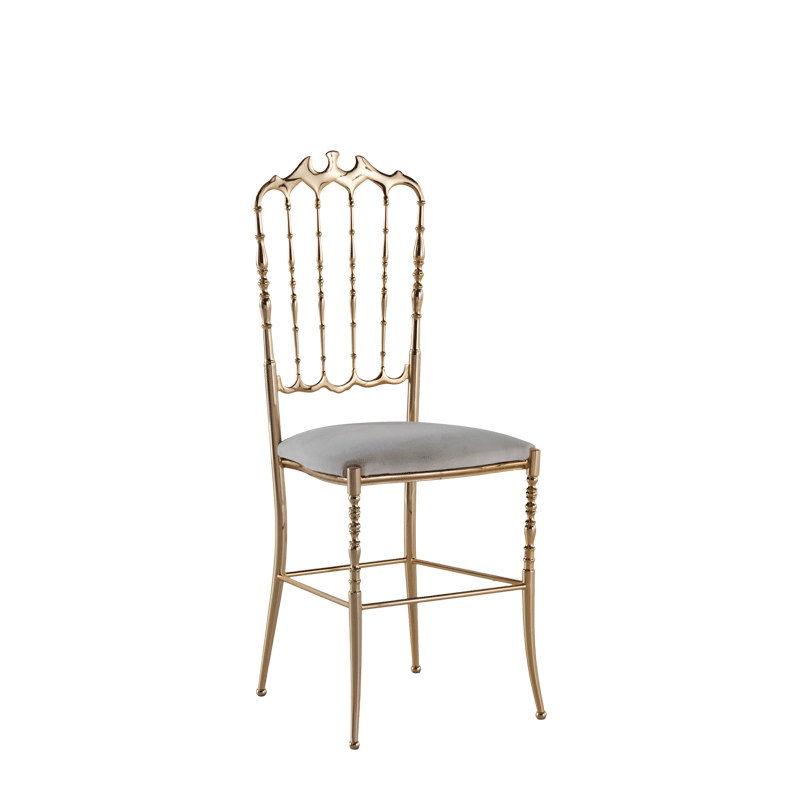 Napoleon Chair in Gold
