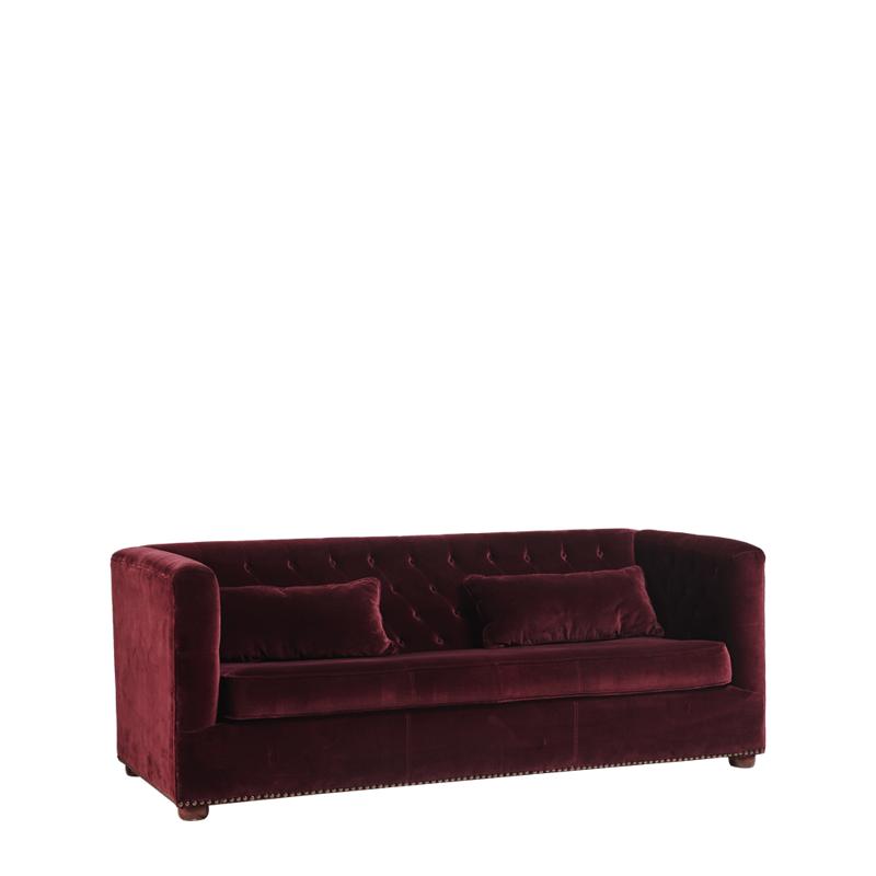 Merlot Sofa
