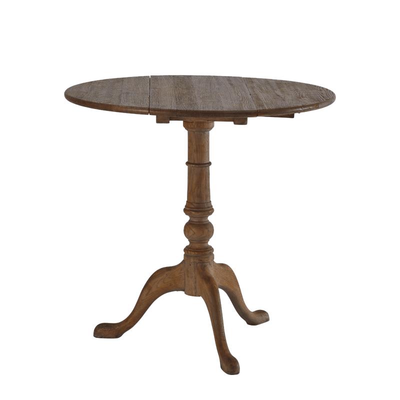 Round Bistro Café Table