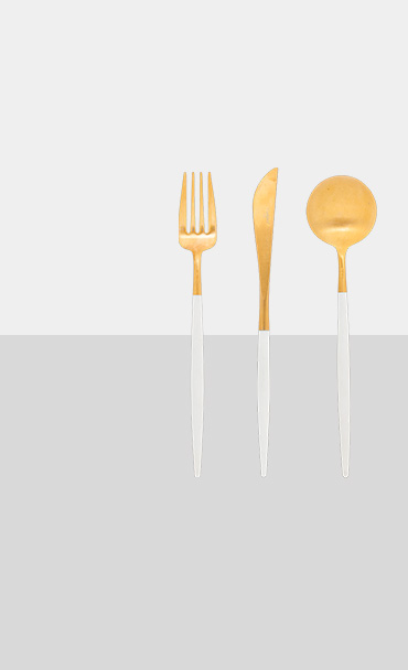 Cutlery hire - Options Greathire